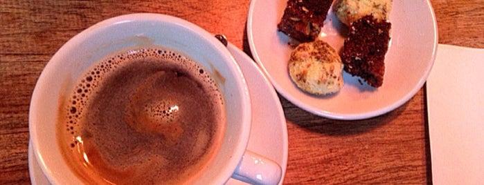 The Winston Brasserie is one of Posti che sono piaciuti a CaNaN.