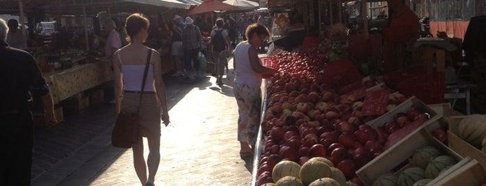 Cours Saleya is one of Listo de Franco.