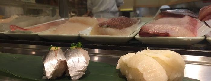 魚がし日本一 田町駅前店 is one of 田町ランチスポット.