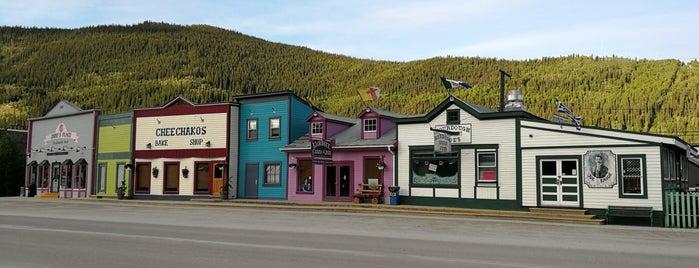 Dawson City is one of 🌍 Adventure.