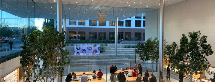 Apple Fashion Square is one of Apple Stores US West.