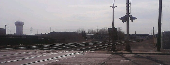 25th Avenue Railroad Crossing is one of Favorites!. :).
