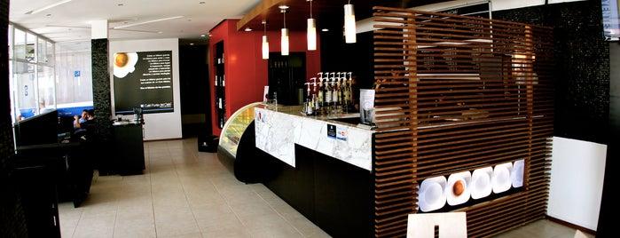 Café Punta del Cielo is one of Tempat yang Disimpan GIlberto.