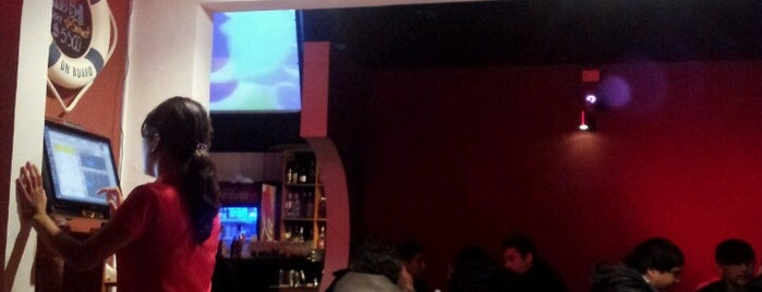 Mundano Bar&Talk is one of A tomarse su traguito!.