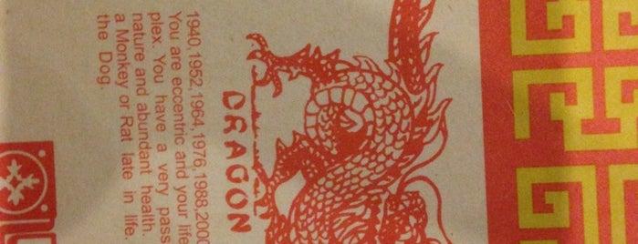 Dragon Pearl is one of David'in Beğendiği Mekanlar.