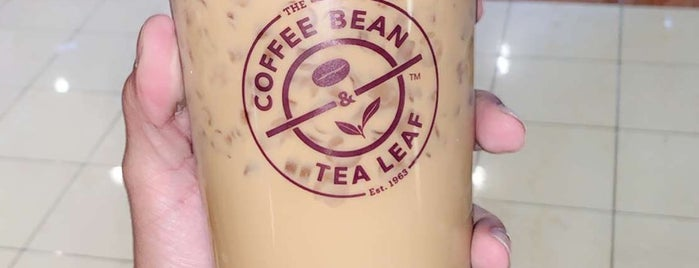 The Coffee Bean & Tea Leaf is one of First List to Complete.