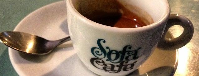 Sofá café is one of Posti salvati di Reinaldo.