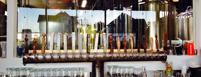 Aslan Brewing Company is one of Seattle & Washington St.