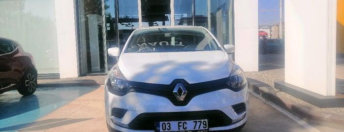 Renault & Dacia Demireller Plaza is one of Yücel : понравившиеся места.