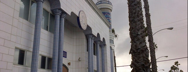 King Fahad Mosque is one of California.