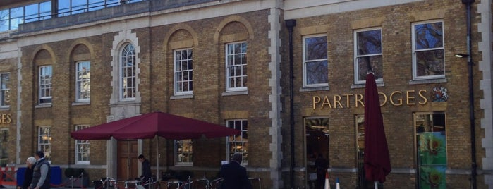 Partridges is one of Londoner.