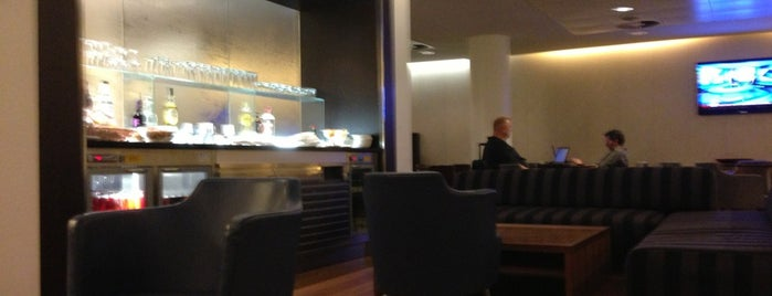 British Airways Galleries Lounge is one of Orte, die Davide gefallen.