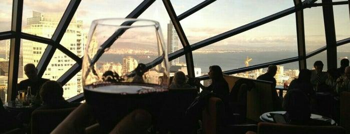 The View is one of Jordan & Liz in SF.