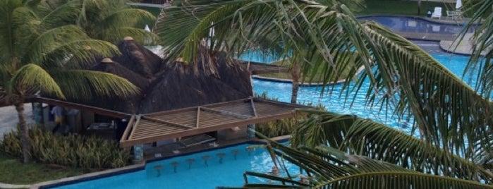 Marulhos Muro Alto Resort is one of Thales : понравившиеся места.