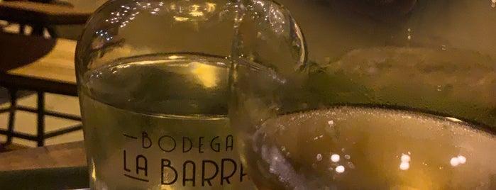 Bodega La Barra is one of Lugares guardados de Meri.