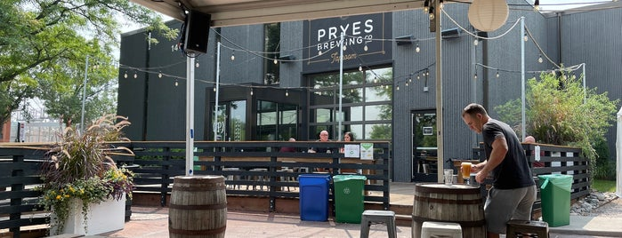 Pryes Brewing Company is one of Drink Local 🍺.