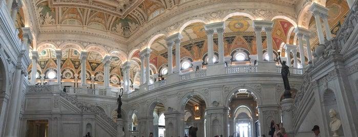 Biblioteca del Congreso is one of Washington, DC Wish List.