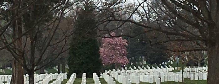 Arlington National Cemetery is one of Washington, DC Wish List.