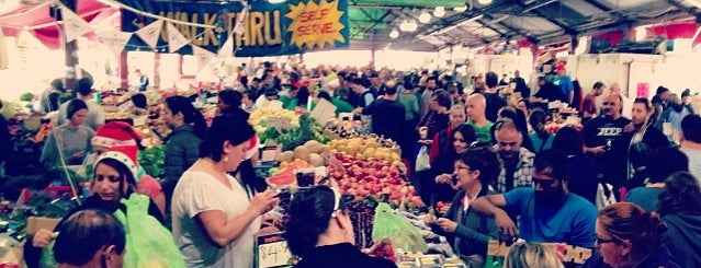 Queen Victoria Market is one of Magnificent Melbourne.