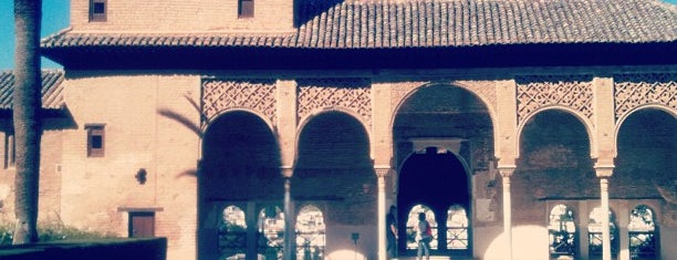 El Partal is one of Granada.