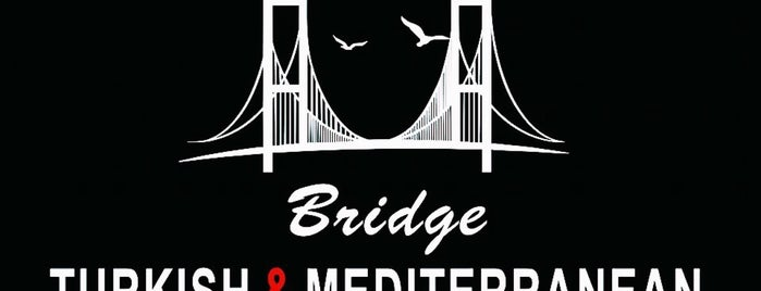 Bridge - Turkish & Mediterranean Grill is one of Lieux qui ont plu à Guha.