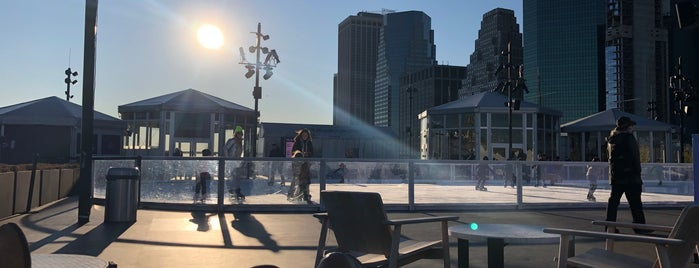 The Rooftop @ Pier 17 is one of Best NYC restaurants.