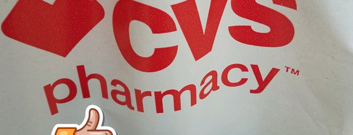 CVS pharmacy is one of Locais curtidos por Gabriel.