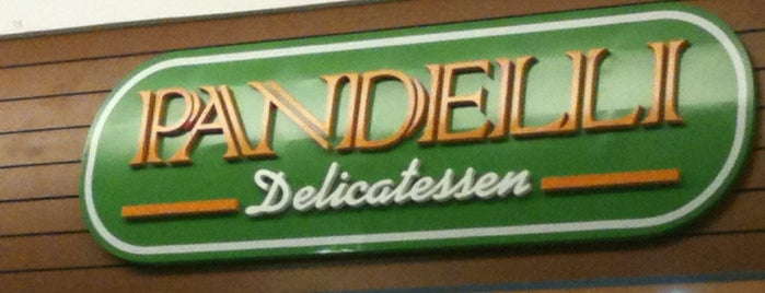 Pandelli Delicatessen is one of Orte, die Victor gefallen.