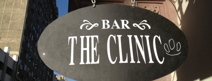 The Clinic is one of Nightlife in Santiago.