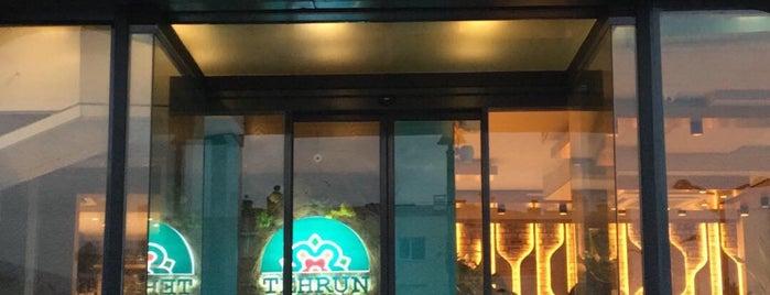 Tehrun İran Mutfağı is one of To go izmir.