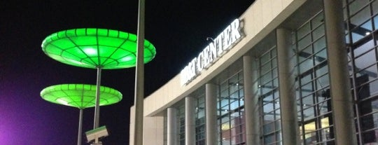 BB&T Center is one of Centros sociais ..