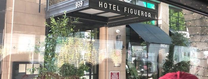Hotel Figueroa is one of Been @.
