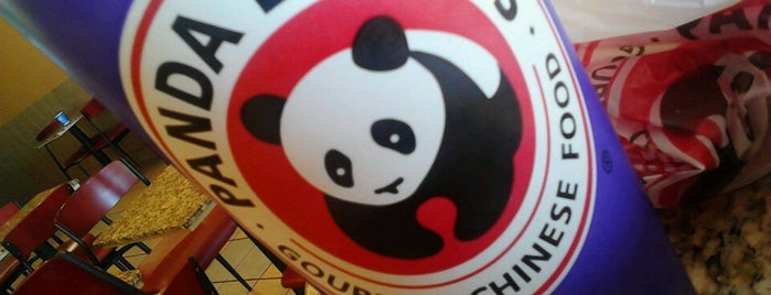 Panda Express is one of Andreana 님이 좋아한 장소.
