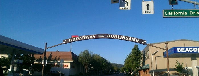 City of Burlingame is one of City: San Fracisco, CA.