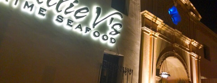 Eddie V's Prime Seafood is one of Angel'in Kaydettiği Mekanlar.