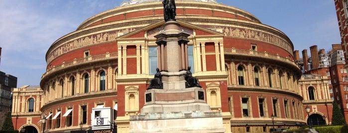 Royal Albert Hall is one of London Favorites.
