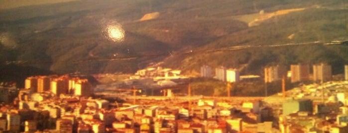 Sapphire Seyir Terası is one of istanbul gezi listesi.