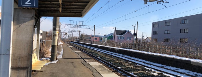 Itoi Station is one of JR 홋카이도역 (JR 北海道地方の駅).