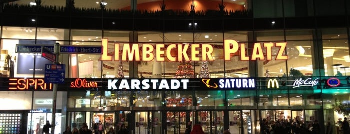 Einkaufszentrum Limbecker Platz is one of Best of Essen.