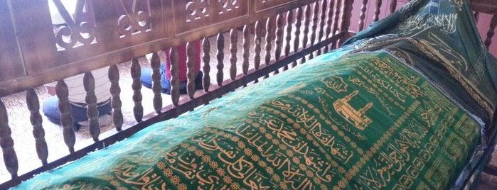 Hz. Üzeyir Peygamber Türbesi is one of Tempat yang Disukai Hilal.