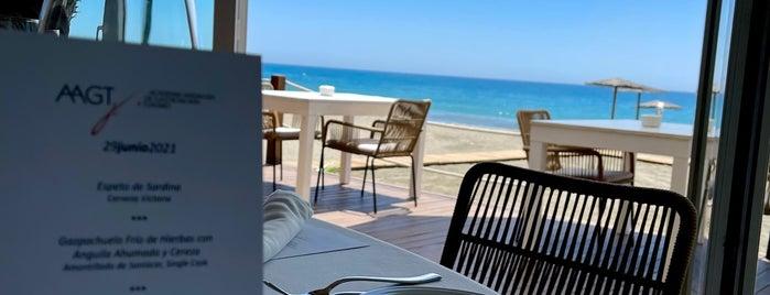 Candado Beach is one of Spain.