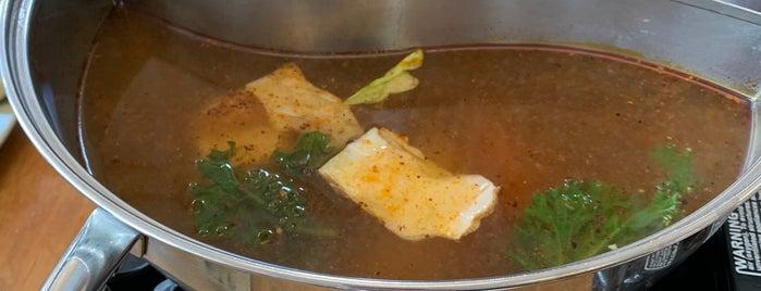 Hot Pot City is one of Lieux sauvegardés par Benjamin.