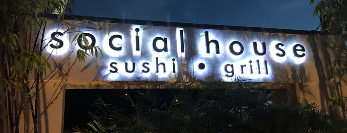 Social House Restaurant is one of Bahamas.