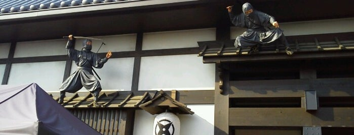 Toei Kyoto Studio Park is one of Posti che sono piaciuti a Kei Grieg.
