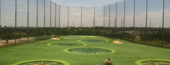 Topgolf is one of Austin, TX.