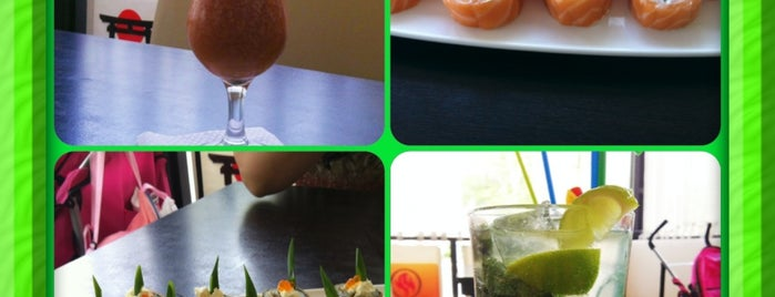 Planeta Sushi is one of Cory 님이 좋아한 장소.