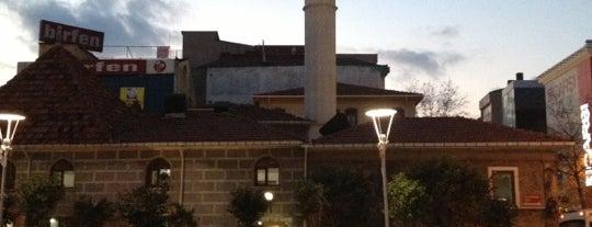 Ümraniye Çarşı Cevherağa Camii is one of CAMiiLER.