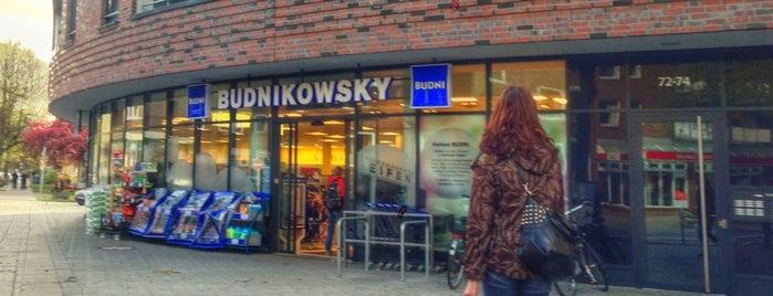 Budnikowsky is one of Locais curtidos por Karl.