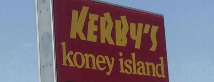 Kerby's Koney Island is one of Orte, die Dave gefallen.
