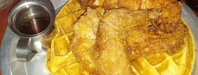 Beasley's Chicken + Honey is one of Raleigh Favorites.